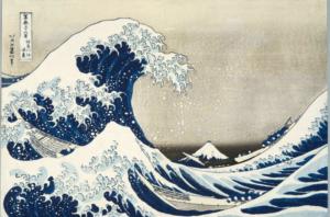 明日から令和!GW限定「神奈川沖浪裏」の特別展示を行います!