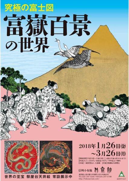 究極の富士図 富嶽百景の世界