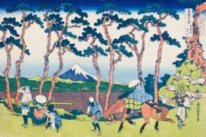 現代にも通じる 江戸時代の旅ブーム
